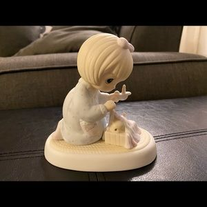 1983 members only Precious Moments figurine